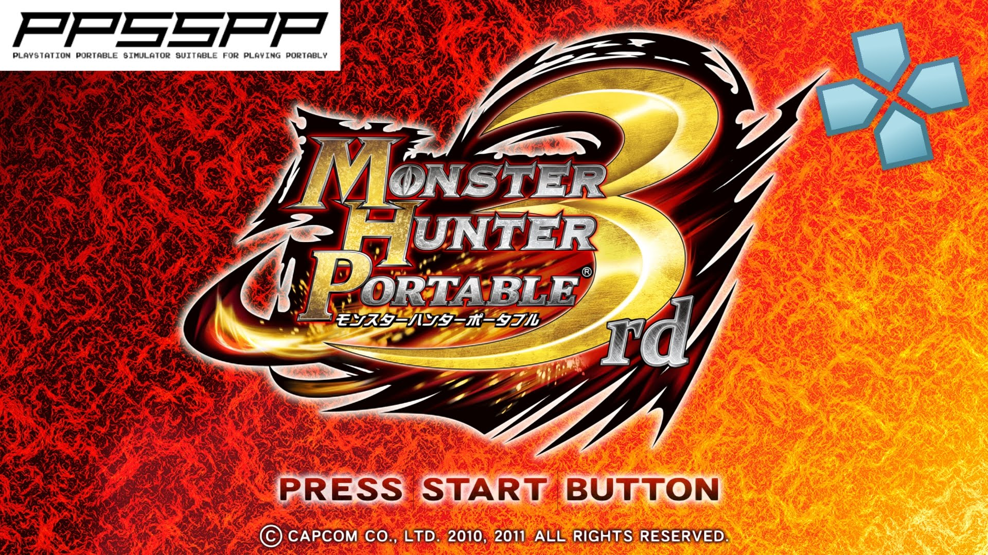 Monster Hunter Portable 3rd Hd Psp Gameplay Ppsspp 1080p Latestgamevideos