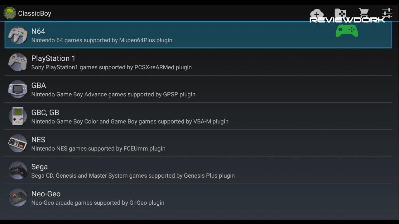 Nvidia Shield TV: How To Install Emulators & Roms (2018